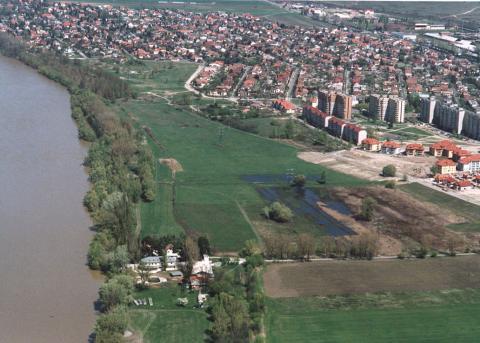 Dunakeszi_légifotó